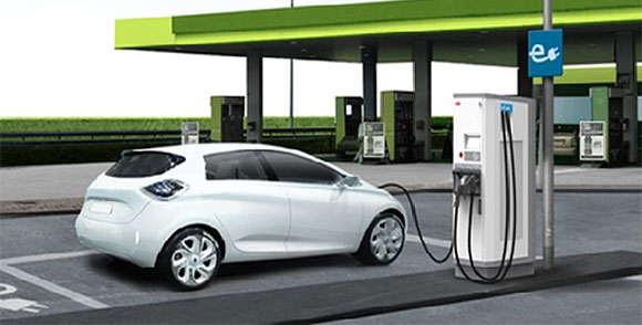 Electric vehicle charging solutions for businesses